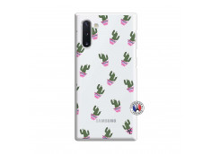 Coque Samsung Galaxy Note 10 Cactus Pattern