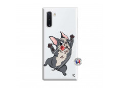 Coque Samsung Galaxy Note 10 Dog Impact