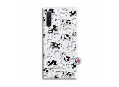 Coque Samsung Galaxy Note 10 Cow Pattern