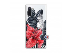 Coque Samsung Galaxy Note 10 Papagal