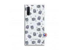 Coque Samsung Galaxy Note 10 Petits Hippos