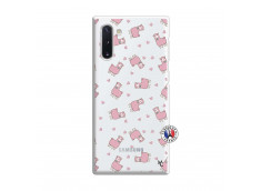 Coque Samsung Galaxy Note 10 Petits Moutons
