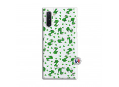 Coque Samsung Galaxy Note 10 Petits Serpents