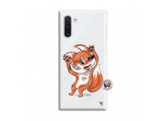Coque Samsung Galaxy Note 10 Fox Impact