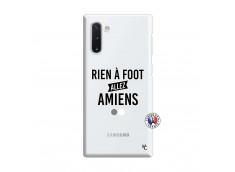 Coque Samsung Galaxy Note 10 Rien A Foot Allez Amiens