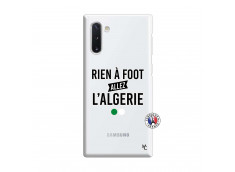 Coque Samsung Galaxy Note 10 Rien A Foot Allez L Algerie