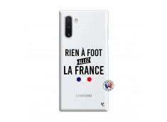 Coque Samsung Galaxy Note 10 Rien A Foot Allez La France