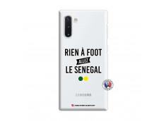 Coque Samsung Galaxy Note 10 Rien A Foot Allez Le Senegal