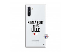 Coque Samsung Galaxy Note 10 Rien A Foot Allez Lille