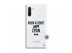 Coque Samsung Galaxy Note 10 Rien A Foot Allez Lyon