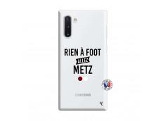 Coque Samsung Galaxy Note 10 Rien A Foot Allez Metz