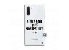 Coque Samsung Galaxy Note 10 Rien A Foot Allez Montpellier