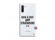 Coque Samsung Galaxy Note 10 Rien A Foot Allez Strasbourg