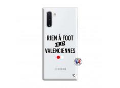 Coque Samsung Galaxy Note 10 Rien A Foot Allez Valenciennes