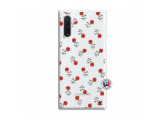 Coque Samsung Galaxy Note 10 Rose Pattern
