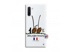 Coque Samsung Galaxy Note 10 100 % Rugbyman Entre les Poteaux