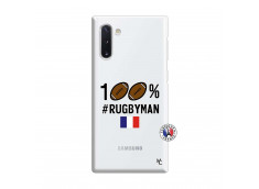 Coque Samsung Galaxy Note 10 100% Rugbyman