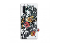 Coque Samsung Galaxy Note 10 Leopard Tree