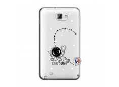 Coque Samsung Galaxy Note 1 Astro Girl