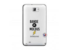 Coque Samsung Galaxy Note 1 Bandes De Moldus
