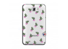 Coque Samsung Galaxy Note 1 Cactus Pattern