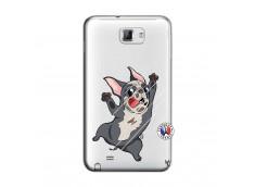 Coque Samsung Galaxy Note 1 Dog Impact
