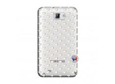 Coque Samsung Galaxy Note 1 Little Hearts
