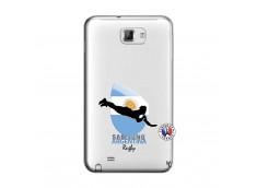 Coque Samsung Galaxy Note 1 Coupe du Monde Rugby-Argentine