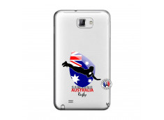 Coque Samsung Galaxy Note 1 Coupe du Monde Rugby-Australia