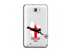Coque Samsung Galaxy Note 1 Coupe du Monde Rugby-England