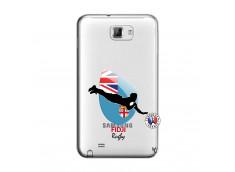 Coque Samsung Galaxy Note 1 Coupe du Monde Rugby Fidji