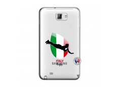Coque Samsung Galaxy Note 1 Coupe du Monde Rugby-Italy