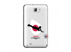 Coque Samsung Galaxy Note 1 Coupe du Monde Rugby-Japan