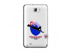 Coque Samsung Galaxy Note 1 Coupe du Monde Rugby- Nouvelle Zélande