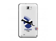 Coque Samsung Galaxy Note 1 Coupe du Monde Rugby-Scotland