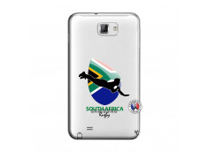 Coque Samsung Galaxy Note 1 Coupe du Monde Rugby-South Africa