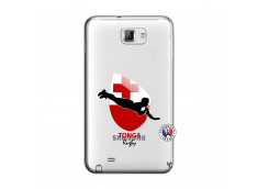 Coque Samsung Galaxy Note 1 Coupe du Monde Rugby-Tonga