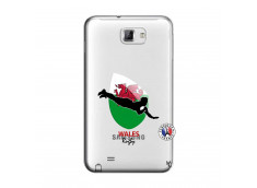 Coque Samsung Galaxy Note 1 Coupe du Monde Rugby-Walles