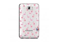 Coque Samsung Galaxy Note 1 Flamingo