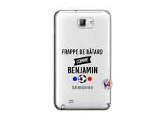 Coque Samsung Galaxy Note 1 Frappe De Batard Comme Benjamin
