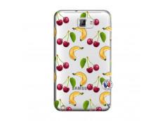 Coque Samsung Galaxy Note 1 Hey Cherry, j'ai la Banane