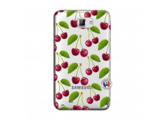 Coque Samsung Galaxy Note 1 oh ma Cherry