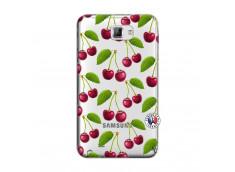 Coque Samsung Galaxy Note 1 oh ma Cherry