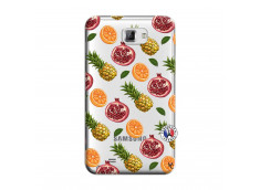 Coque Samsung Galaxy Note 1 Fruits de la Passion