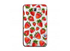 Coque Samsung Galaxy Note 1 Ramène ta Fraise