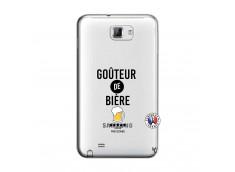 Coque Samsung Galaxy Note 1 Gouteur De Biere