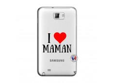 Coque Samsung Galaxy Note 1 I Love Maman