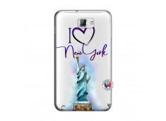 Coque Samsung Galaxy Note 1 I Love New York