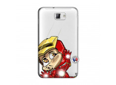 Coque Samsung Galaxy Note 1 Iron Impact