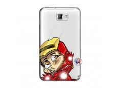 Coque Samsung Galaxy Note 1 Iron Impact
